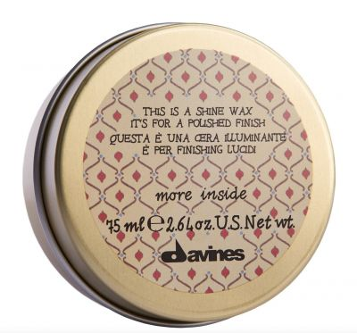 Davines More İnside Shine Parlak Wax 75ml