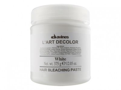L´Art Decolor White Hair Bleaching Paste - Beyaz Krem Açici 375Gr