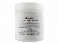 Davines - L´Art Decolor White Hair Bleaching Paste - Beyaz Krem Açici 375Gr